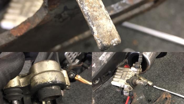 Seized Brakes?